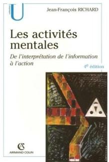 Les activités mentales
