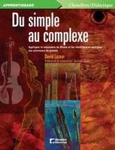 Du simple au complexe