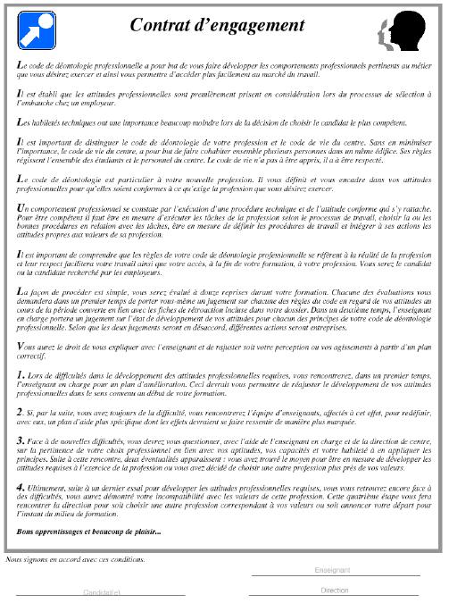 Juin 2009 didactique professionnelle for Contrat construction